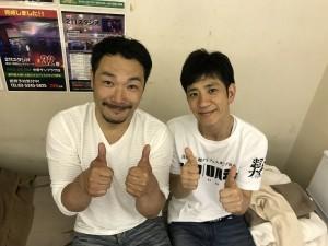 アンタッチャブル柴田さんの整体メンテナンスサポート!
