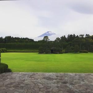富士山が見える保養地